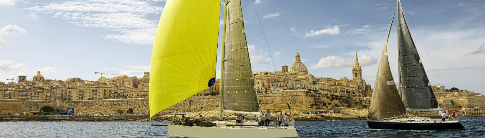 sailing course available in malta
