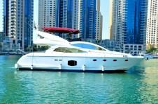 56ft Luxury Yacht Profile