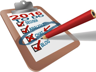 2016 Checklist for Boat Dealers