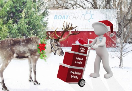 BoatChat is ideal generate more boat sales leads and sales during the holidays