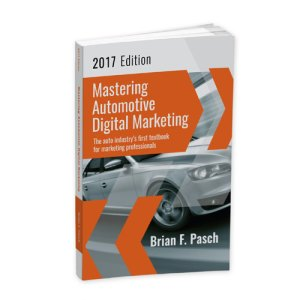Live chat discussed in Automotive Digital Marketing Book by Brian F. Pasch