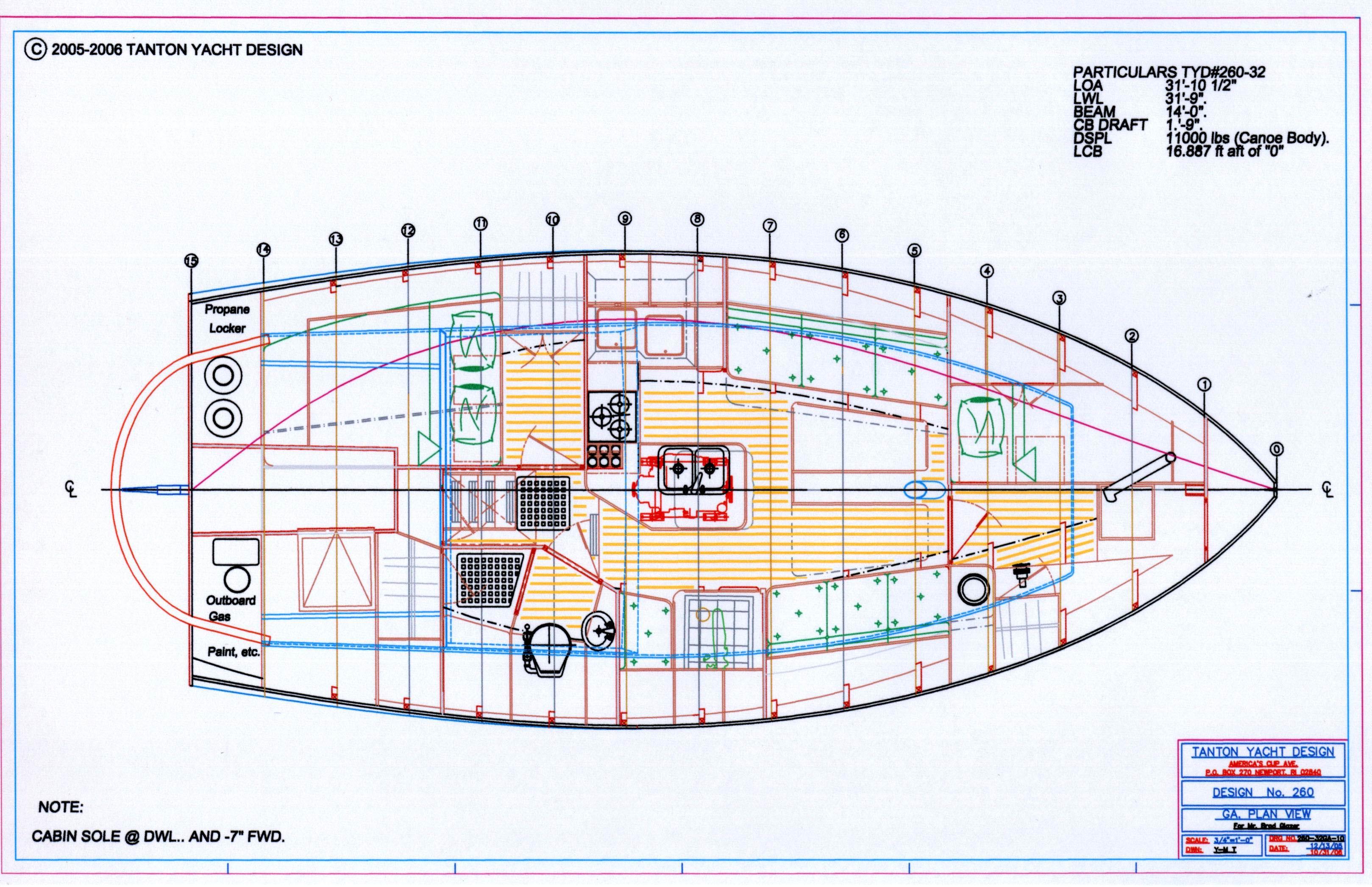 Catalina 27 Wiring Diagram