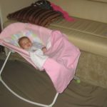 Baby Bed Options on a Boat