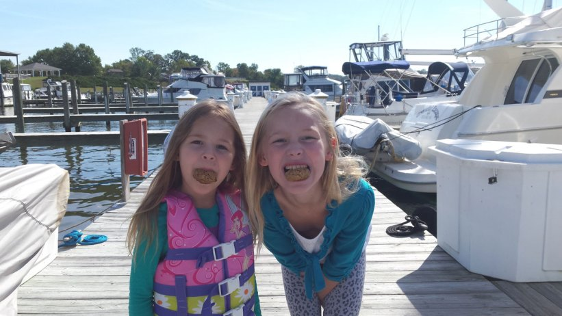 end boating season kids