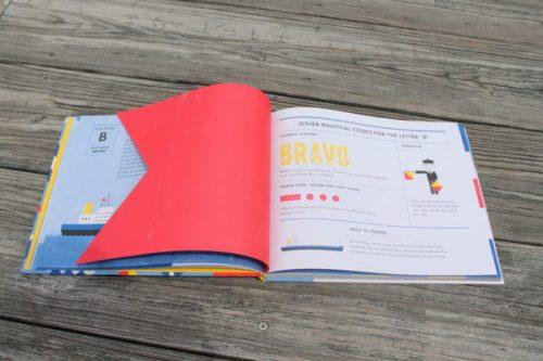 Nautical Flags book