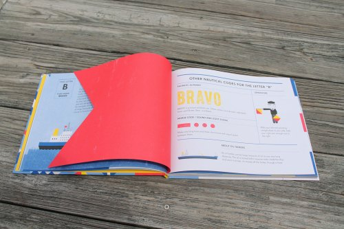Nautical Flags book