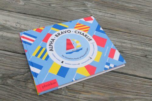 Alpha Bravo Charlie Nautical book