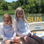 Fun in the Sun: Keeping Kids Safe with the Summer Rays on Boats