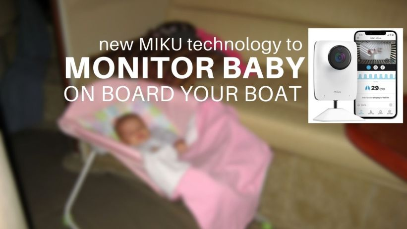 MONITOR BABY boat