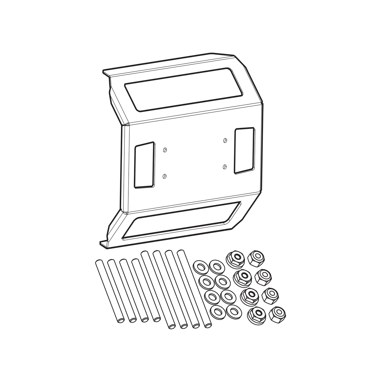 humminbird idmk s15r flush kit for solix 15