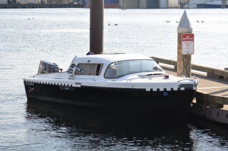 1959 16 Foot Glasspar Del Mar Power Boat For Sale In