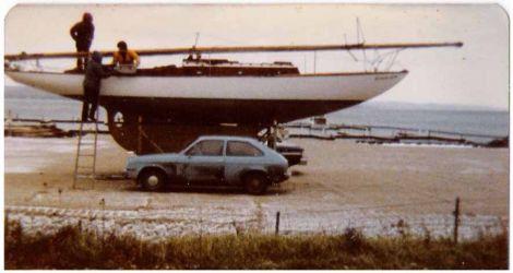 1950 35 Foot Palmer Johnson Eastern Interclub Sailboat For