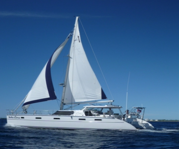 2012 Antares Yachts 44i Sailboat For Sale In Ontario Canada