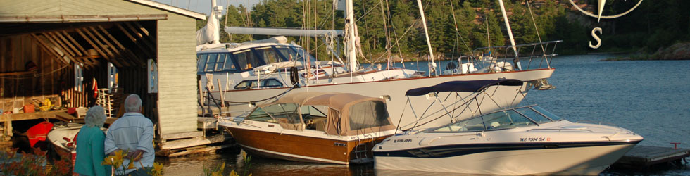 Cruising Georgian Bay Boat Amp Yacht Directory Marinas Anchorages Yacht Brokers New Boat