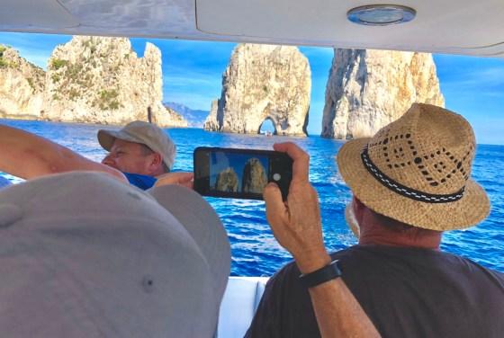 Capri Shared Tour