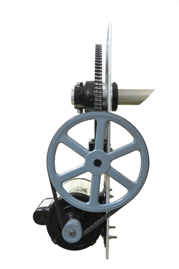 "10.4"" Heavy Duty Gear Pulley for your Boat Lift's motor ..."