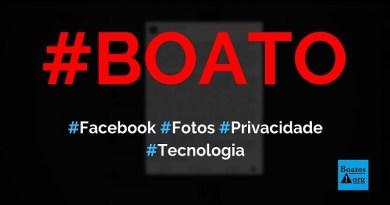 Nova regra do Facebook sobre fotos e política de privacidade começa amanhã, diz boato (Foto: Reprodução/Facebook)