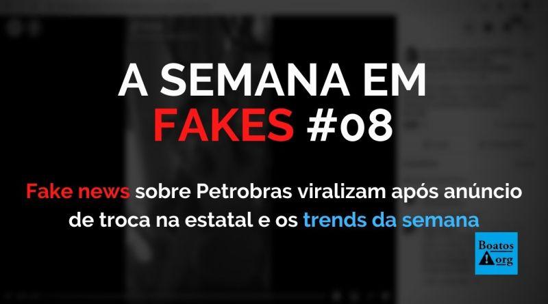 Fake news sobre Petrobras e combustíveis viralizam após alta de preços e troca na estatal, diz boato
