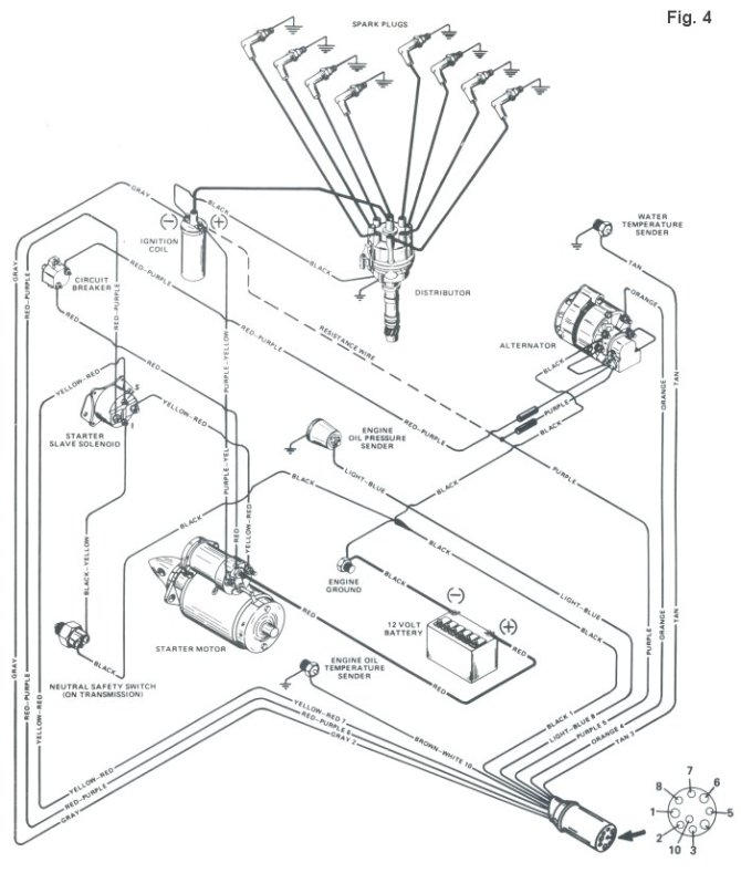 a to z of stern drive electrical systems