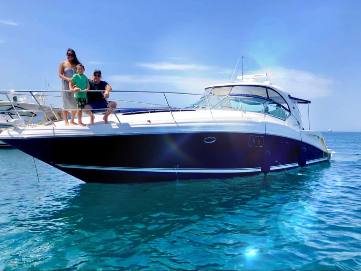 Boat Rental Near Me - Sport Yacht Bella