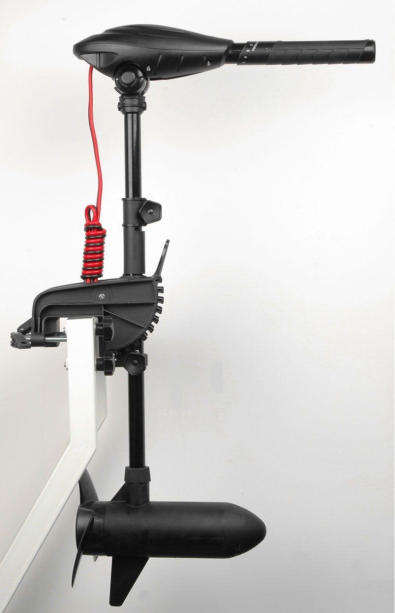 Portable 55lbs Electric Trolling Motor For Kayak