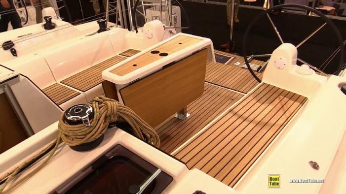 2016 Dufour 310 Grand Large Sailing Yacht At 2015 Salon