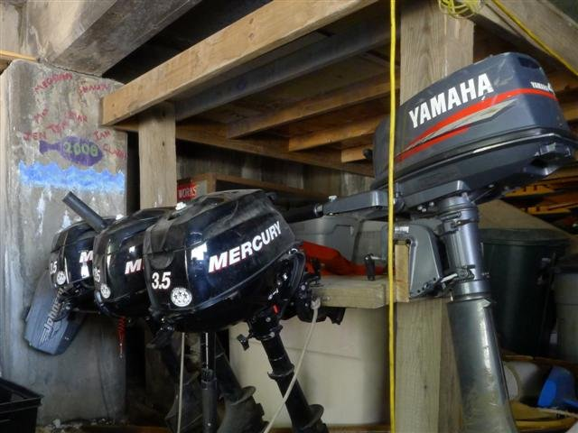 off season storage for outboards boatus