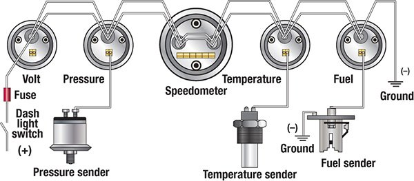 auto gauge tachometer wiring diagram wiring diagram auto gauge tachometer wiring diagram all about