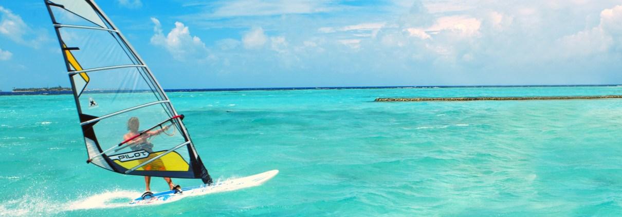 windsurfing boa vista