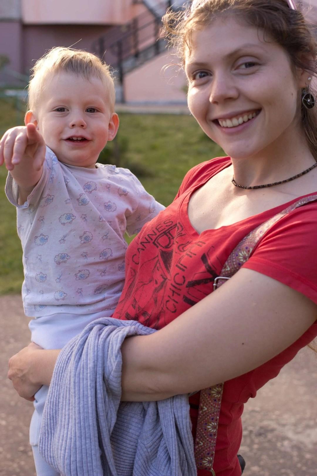 S with Zhenya