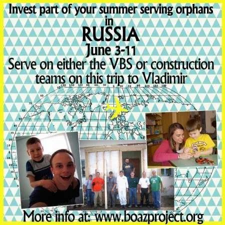 trip summer 2014 Russia ad