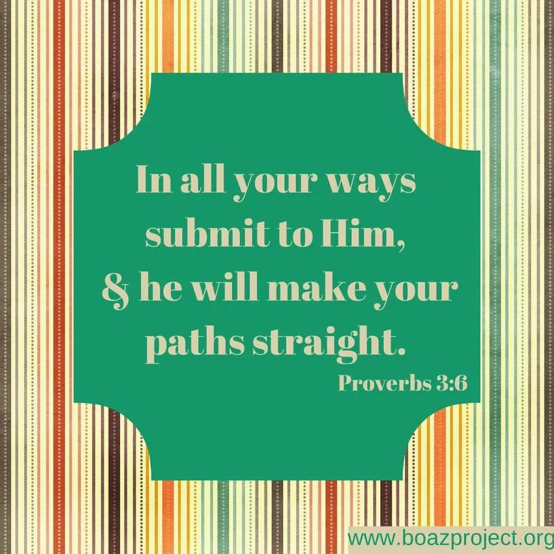 proverbs 3_6
