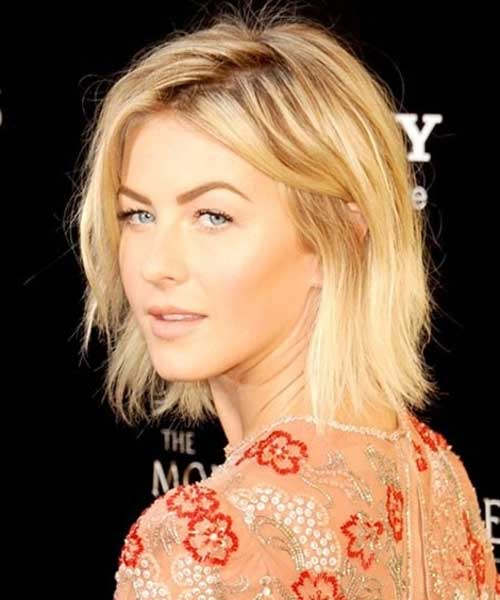 20 Chic Short Medium Hairstyles For Women Bob Hairstyles