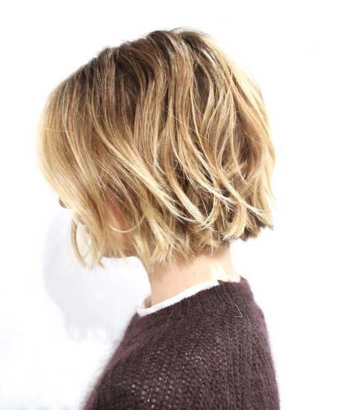 15 Best Messy Bob Bob Hairstyles 2018 Short