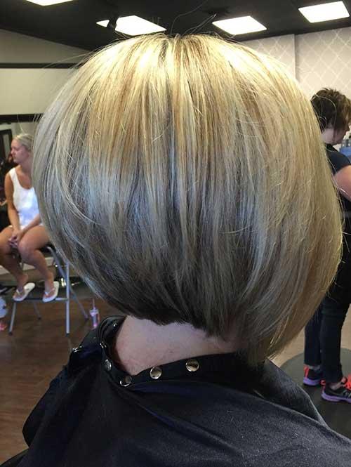 20 Inverted Bob Back View Bob Hairstyles 2018 Short