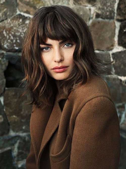 Ladies Beloved Brunette Bob Pics Bob Hairstyles 2018