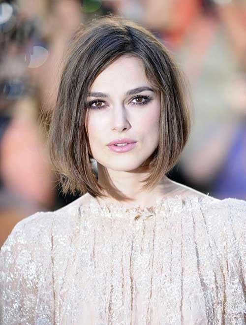 Keira Knightley New Haircut 2016