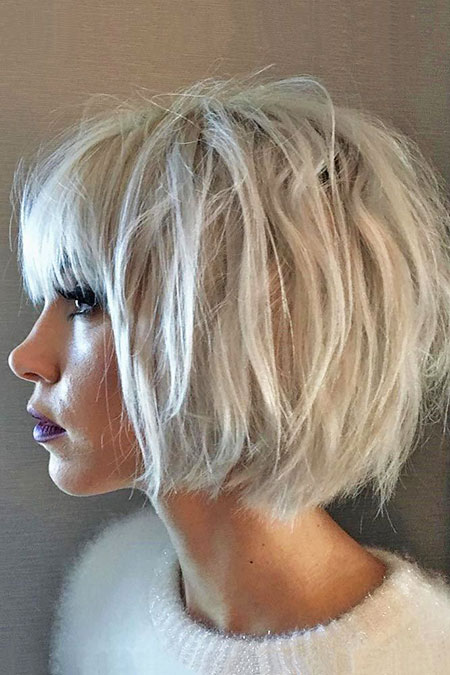 Bob Haircuts For Round Face 2016 2017 Bob Hairstyles