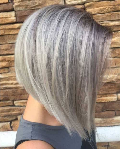 15 Must See Inverted Bob Haircuts Bob Hairstyles 2018