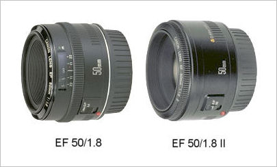Canon EF 50/1.8 II Review