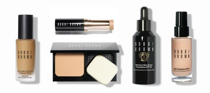 Foundation Shade Finder   BobbiBrown com Found your match