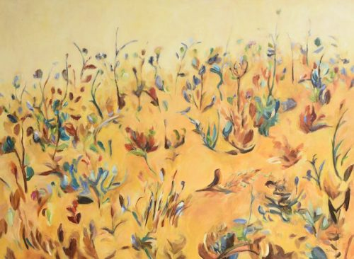 The Joy of Life by artist Robyn Pedley @bobbiepgallery