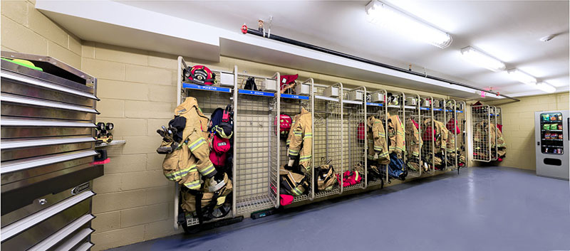 Whitney Fire Department Bobbitt Design Build