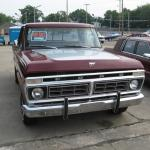 Vintage Ford Truck Pickups Searcy Ar