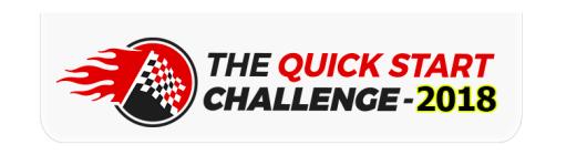 Quick Start Challenge 2018