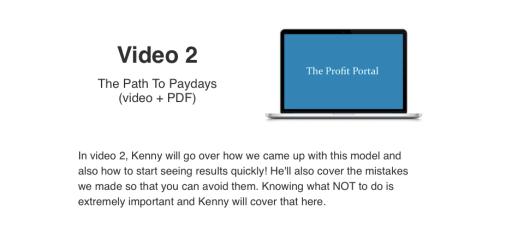 profit portal