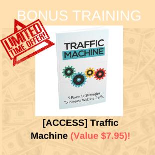 one minute traffic machines