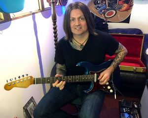 Bobby Harrison – top UK session guitarist – based in ...