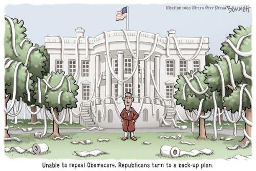 GOP Backup Plan