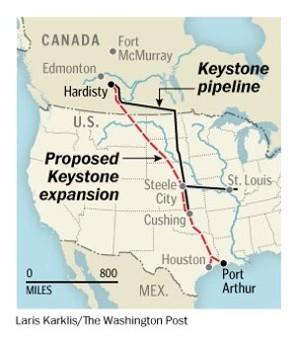 proposed-keystone-xl-pipeline